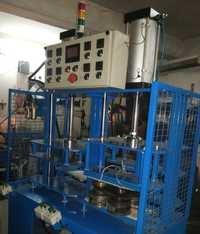 Bra Cup Moulding Machine