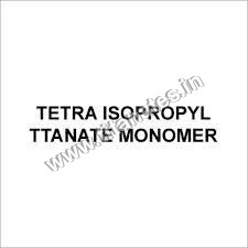 Tetra Isopropyl Titanate Monomer