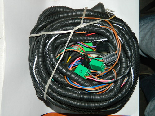 Wiring Tata Ace Complete