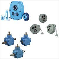 Speed Reduction Gearboxes