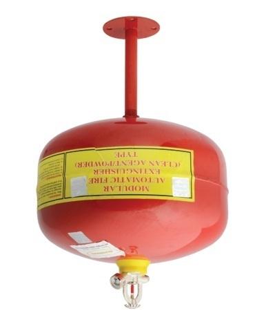 Automatic Modular ABC & BC & Clean Agent Fire Exti