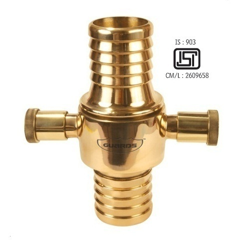 Gun Metal Fire Delivery Hose Coupling