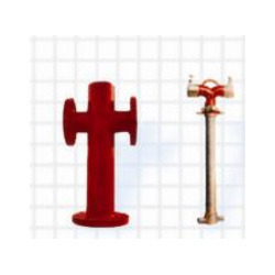 Fire Hydrant Stand Post Type