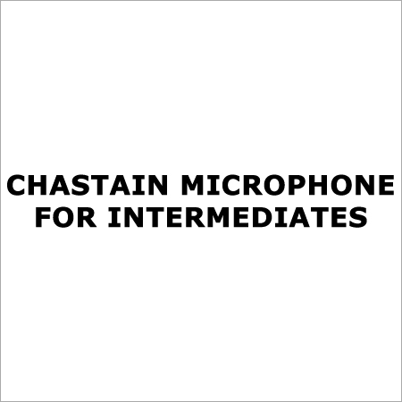 Chastain Microphone