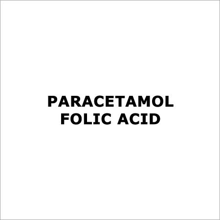 Paracetamol Folic Acid