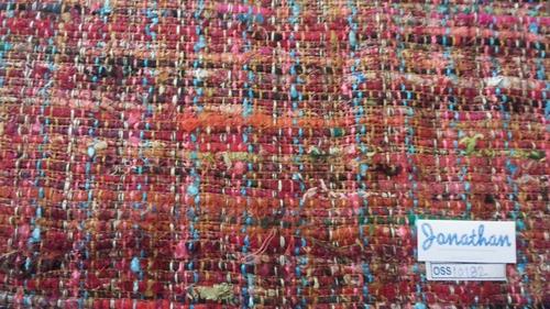 Silk Noil Fabric