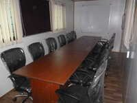 Portable Meeting Room