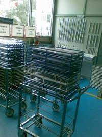 Industrial Storage Tables