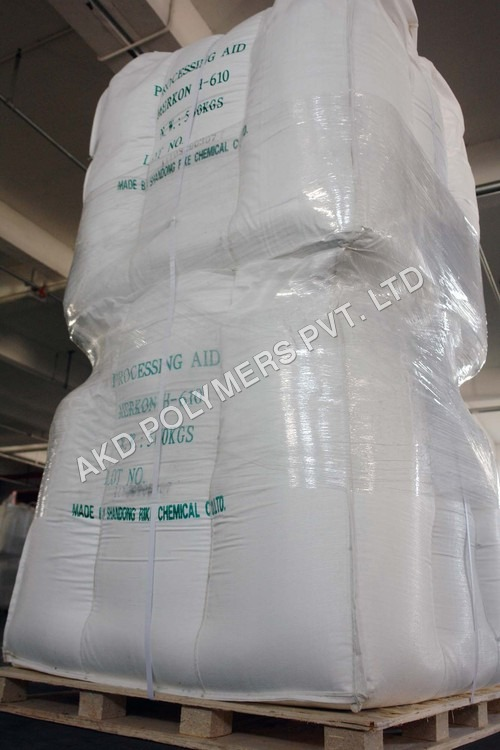 PVC Processing Aids