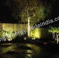LED Bollard Garden Lights