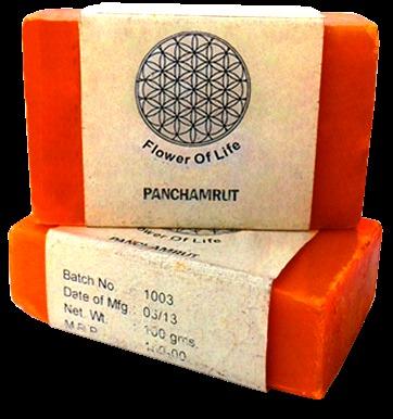 Panchamrut Soap