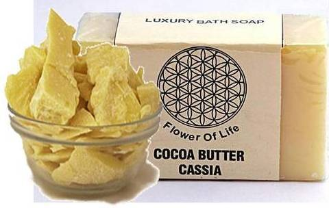 Cocoa Butter Cassia Soap