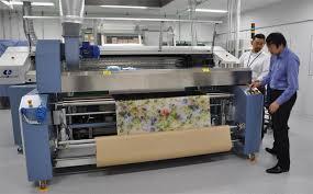 Textile Processing – Printing
