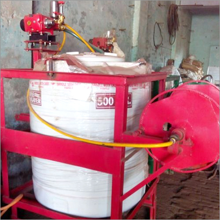 Spray Pump Machines