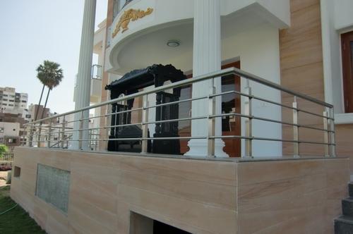 Glass Balcony Railings Glass Balcony Railings Exporter