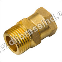 Brass PU Connector Assembly