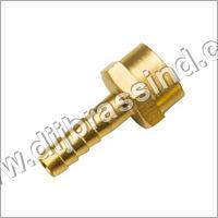 Brass Female Hose Nipple
