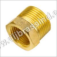 Brass Reducer Plug (BSP)