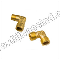 Brass Elbow Fitting