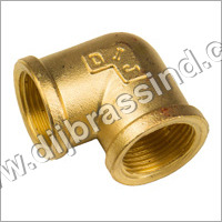 Brass Olive Elbow Female (BSP)