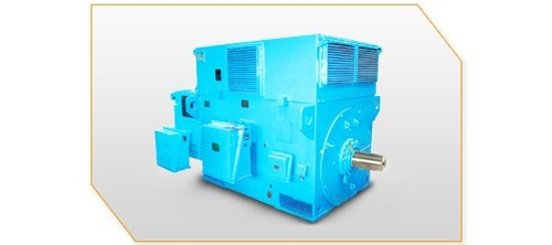 High Voltage AC Motors