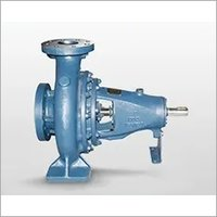 End Suction CE Pump
