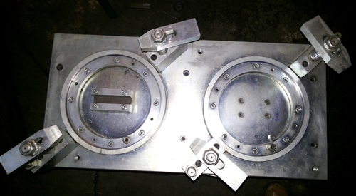 Body Machining Fixture For CNC