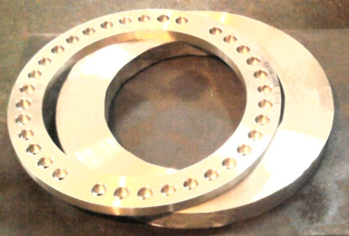 Base Fixture Body Machining