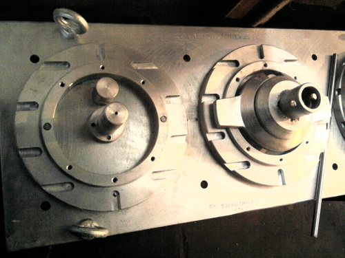 Body Machining Fixture