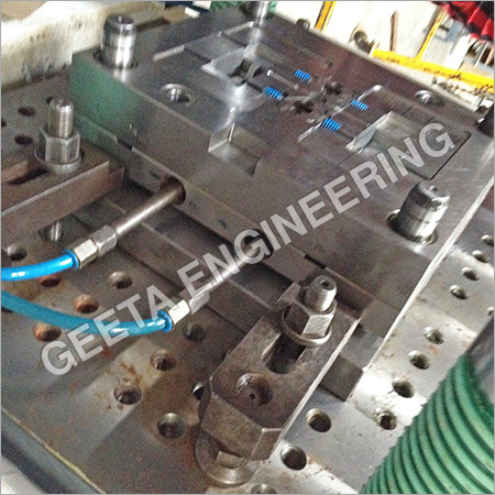 Industrial Moulding Component