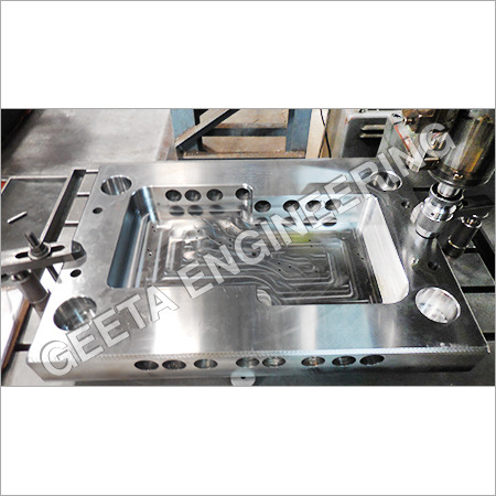Stainless Steel Mold Base