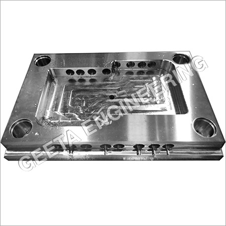 SS Mould Base Component