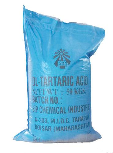 DL Tartaric Acid
