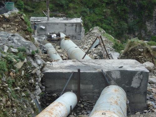 Penstock Pipeline