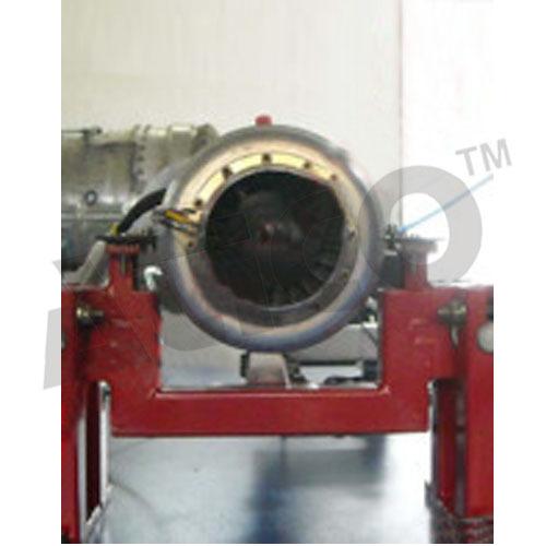 Computerized Aeronautical Gas Turbine