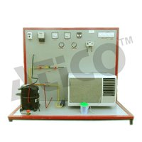 Window Air Conditioner Trainer