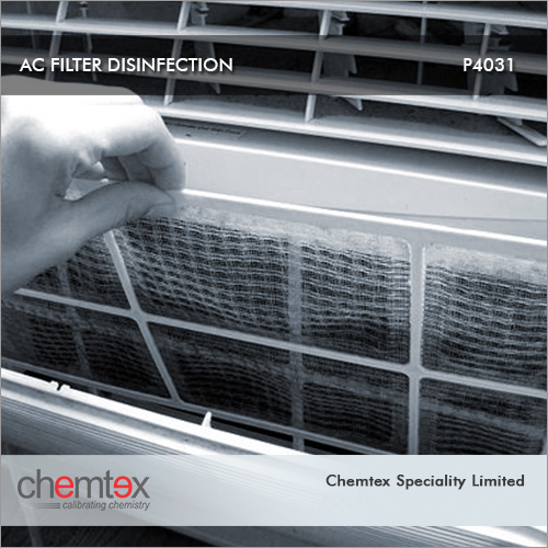 AC Filter Disinfectant