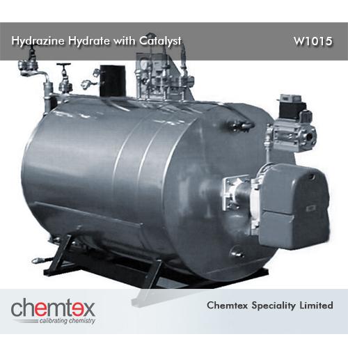 Hydrazine Hydrate with Catalyst