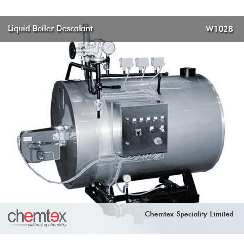 Liquid Boiler Descalant
