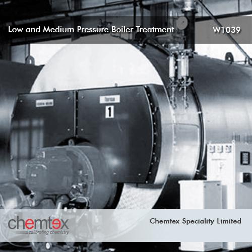 Low and Medium Pressure Boiler Treatment