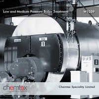 Low and Medium Pressure Boiler Treatment