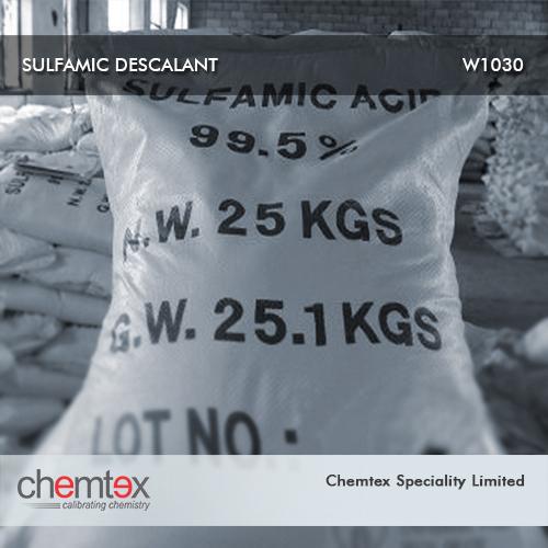 Sulfamic Descalant