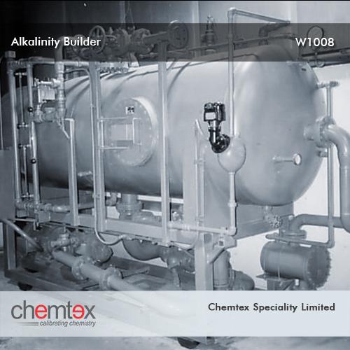 Boiler Alkalinity Builder