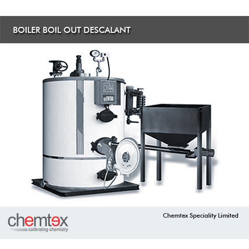 Boiler Boil Out Descalant