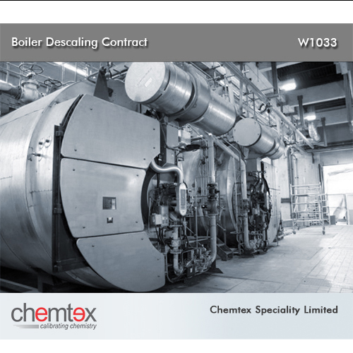 Boiler Descaling Contract