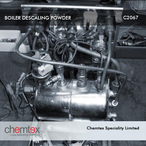 Boiler Descaling Powder