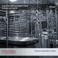 Caustic Replacement for Clean-In-Place