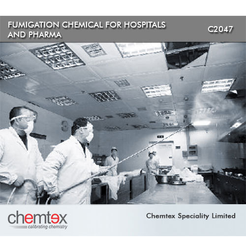 Fumigation chemical for Hospitals and Pharma