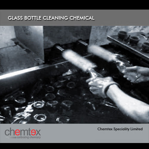 Glass Bottle Cleaning Chemical