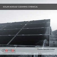 Solar Panel Cleaning Chemical